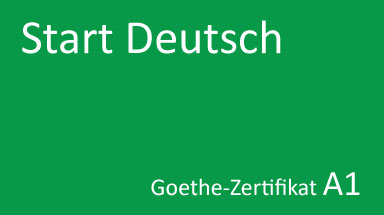 Start Deutsch A1 Test