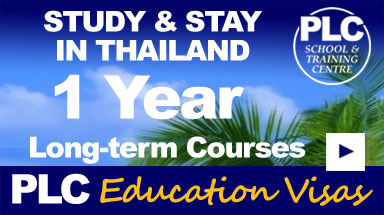 Study and Stay in Thailand